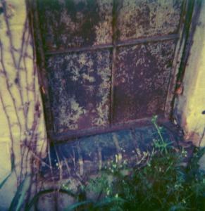 photography, art, basement window