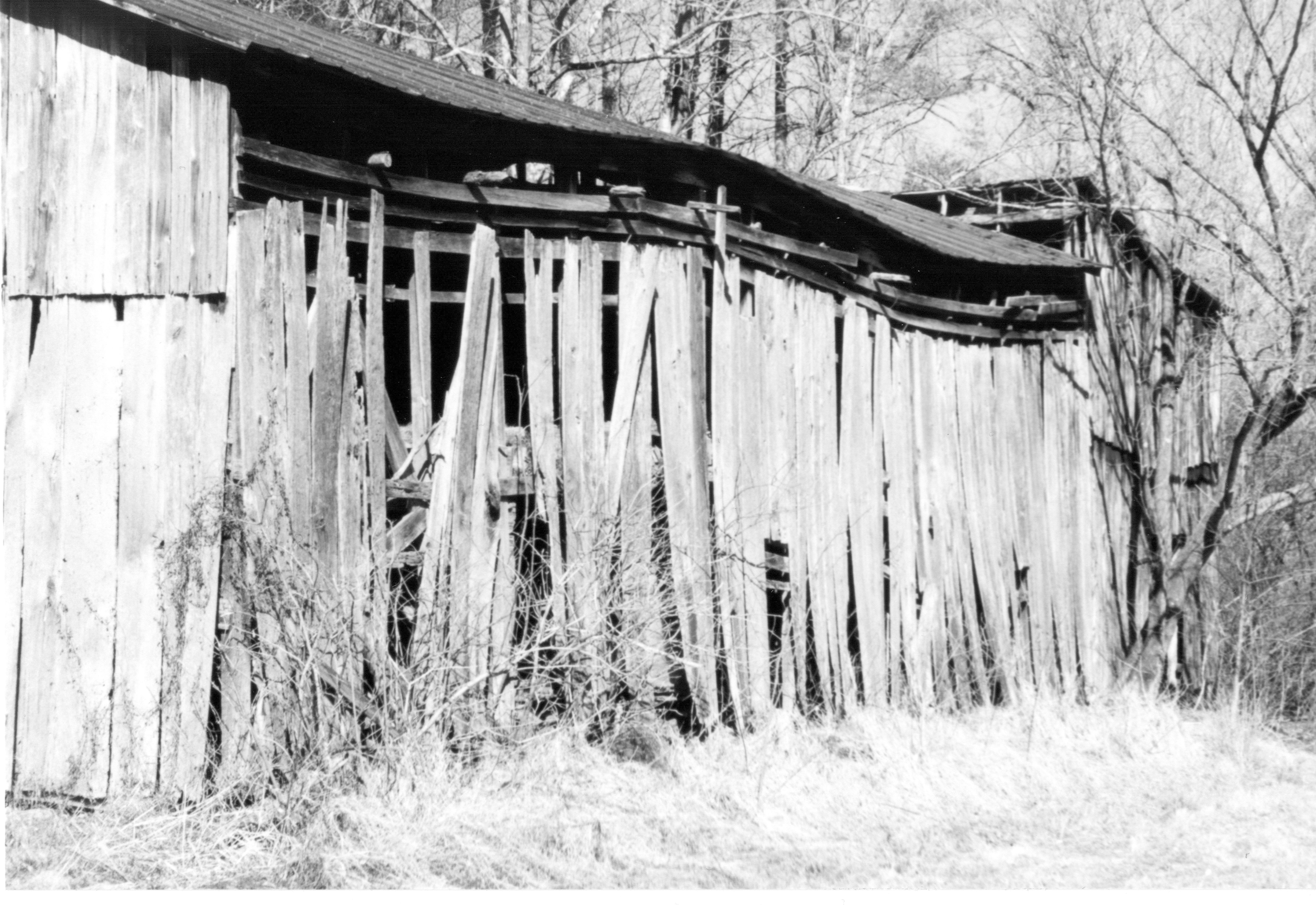 Gran's Barn & Environs